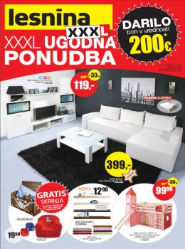 lesnina katalog e. Black Bedroom Furniture Sets. Home Design Ideas