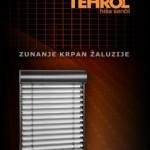 Tehrol katalog - žaluzije