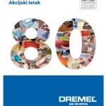 Frama katalog - 80-letnica Dremel