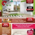 M Tehnika katalog - Pohištvo