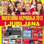 Harvey Norman katalog - Ljubljana
