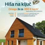 Marles katalog - Hiša na ključ Omega