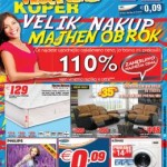 Harvey Norman katalog - Koper