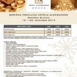 Hotel Aleksander katalog