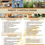 Hotel Diana katalog