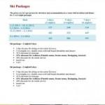 Hotel Silvester katalog
