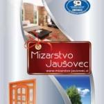 Mizarstvo Jaušovec katalog