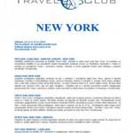 Travel Club letak
